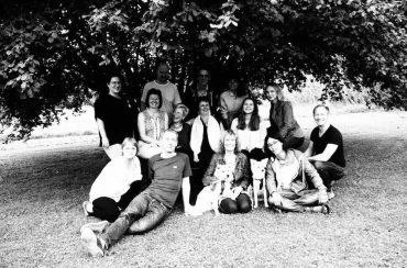 Shakespeare Retreat – Black & White Impressions